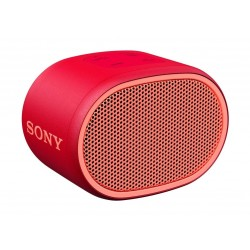 Sony XB01 Bluetooth Compact Portable Speaker - Red