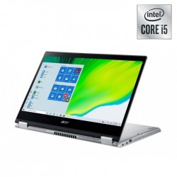 Acer Spin 3 Core i5 8GB RAM 512GB SSD 14-inches convertible Laptop - Silver