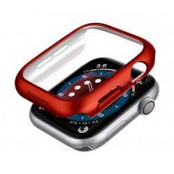 Spigen Thin Fit Apple Watch Series 6/SE/5/4 44mm Case - Red