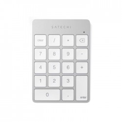 Satechi Slim Wireless Keypad - Sliver