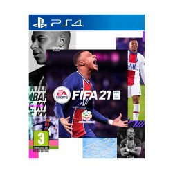 FIFA 21 Standard Edition - PS4 Game