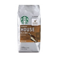 Starbucks Medium House Blend Coffee Beans (12411083) - 1 Bag