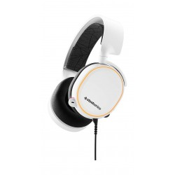 Steelseries Arctis 5 Gaming Headset 2019 Edition - White