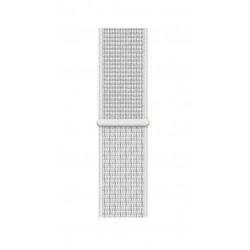 حزام ساعة أبل الرياضي 40 ملم من نايكي (MX802) - أبيض