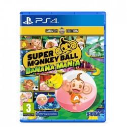 Super Monkey Ball Banana Mania PS4 Game playstation