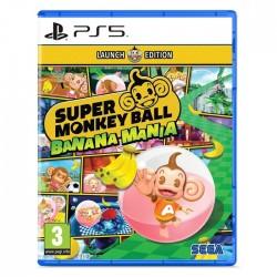 Super Monkey Ball Banana Mania PS5 Game Playstation