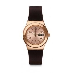 7dd46f140 Swatch Brownee Ladies Analog Watch - SWAYLG701