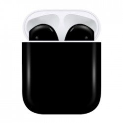 Switch Paint Apple Airpods Wireless - Jet Matte Black