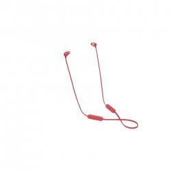 سماعة الاذن جي بي ال اللاسلكية مع زر تحكم (T115BT) -  أحمر