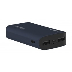 Promate 6000mAh Ultra-Fast Power Bank (TAG-6) – Silver