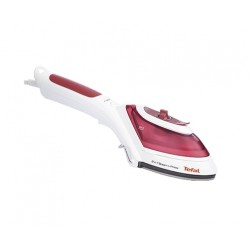 Tefal 1090W Steam & Press Handheld Steamer (DV8610M12) - Red