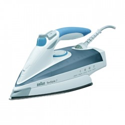 Braun TexStyle 7 2400W Steam Iron (TS765A) in Kuwait | Buy Online – Xcite