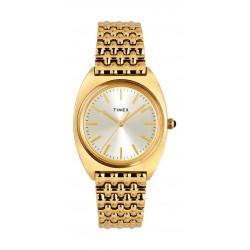Timex 33mm Ladie's Analog Metal Watch - (TW2T90400)