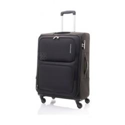 حقيبة كاميليانت تورو بعجلات دوارة  بحجم ٥٨ سم (82WX09001X) - أسود