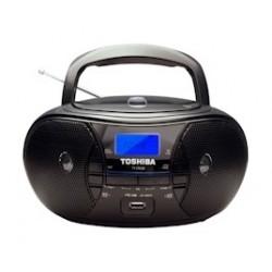 Toshiba TY-CRU20 3W CD Player/Radio - Black
