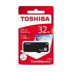 Toshiba Yamabiko 32GB 3.0 Flash Drive (U365W0320) - Black