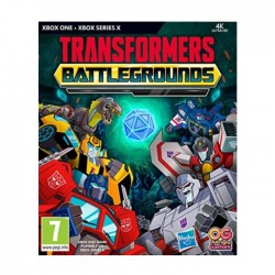 Transformers Battlegrounds Xbox One Game in Kuwait | Buy Online – Xcite