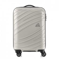 Kamiliant Silkon 78cm Spinner Hard Luggage Grey buy in xcite kuwait