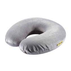 Travel BlueMemory Foam Travel Neck Pillow 232 - Grey