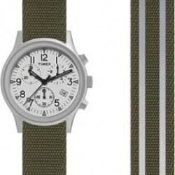 ساعة تايمكس كور كامبر ٤٠ ملم رجالية عرض تناظري و سوار من النايلون (TW2R81300)