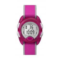 Timex Kid's Digital 34mm Fabric Strap Watch - Pink