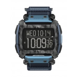 Timex 54mm Gent's Digital Nylon Sports Watch - (TW5M28700)