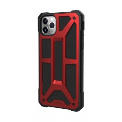 UAG iPhone 11 Pro Max Monacrch Back Case - Crimson