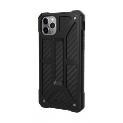 UAG iPhone 11 Pro Max Monacrch Back Case - Carbonfiber