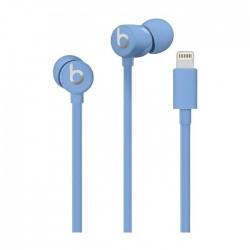 سماعات الأذن السلكية من يو ار بيتس مع موصل الإضاءة  - أزرق (MUHT2ZM / A)