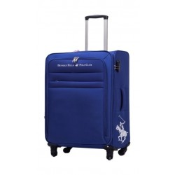 US Polo Optima Medium Soft Luggage - Blue