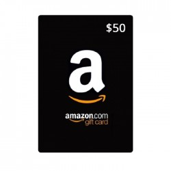 Amazon US Gift Card (USD 50)
