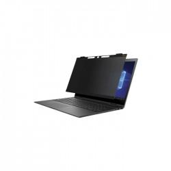 غطاء حماية الخصوصية لشاشة لابتوب 14 بوصة من بانزرجلاس - أسود