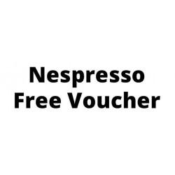 قسيمة شراء نسبرسو مجانية
