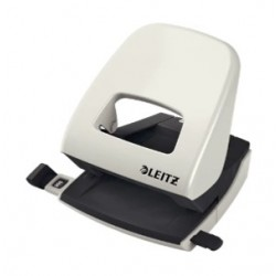 Leitz Office Punching Machine (5008-00-85) - Grey