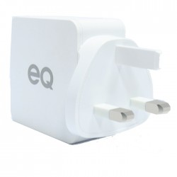 EQ PD 20W USB-C Wall Charger - White