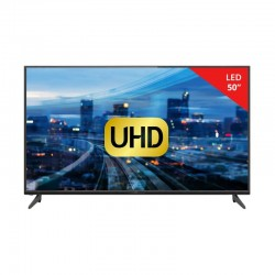Wansa 50-inch Ultra HD Smart LED TV - WUD50G7762SN2