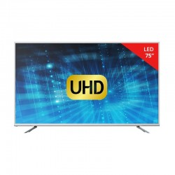 Wansa 75-inch Ultra HD Smart LED TV - WUD75H7762SN 3