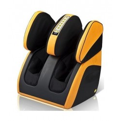 Wansa Foot Massager with 110 Degree Incline (WM-4003) - Orange/Black