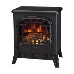 Wansa ND-186B 1850W Fireplace Electric Heater