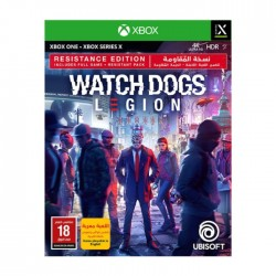 Watch Dogs Legion : Resistance Edition - Xbox One Game