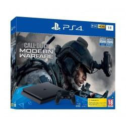 Playstation 4 1TB + Call of Duty: Modern Warfare