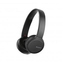 سماعة رأس لاسلكية من سوني (WH-CH510) - أسود