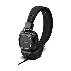 Marshall Major II Wired On-Ear Headphones - Black
