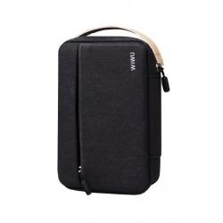 حقيبة أنكر اليومية الأساسية - أسود