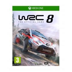 WRC 8 - Xbox One Game