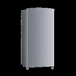 ثلاجة ونسا بباب واحد 7 قدم (WROG-200-DSC102) - فضي