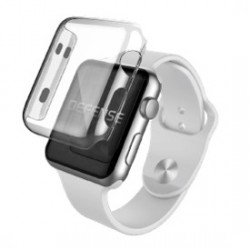 X-Doria 38mm Defense 360 for Apple Watch (461924) - Clear
