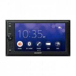 "Sony 6.2"" Bluetooth/USB Media Car Receiver (XAV-1500) in Kuwait | Buy Online – Xcite"