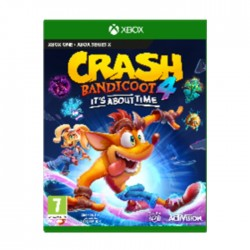 Crash Bandicoot 4: It's About Time Xbox One Game in Kuwait | Buy Online – Xcite