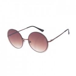 نظارة تشيلي بينز مستديرة -  بني - OCMT3009